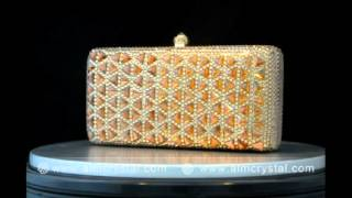 Luxury Crystal Evening Bag - Show Your Glamour
