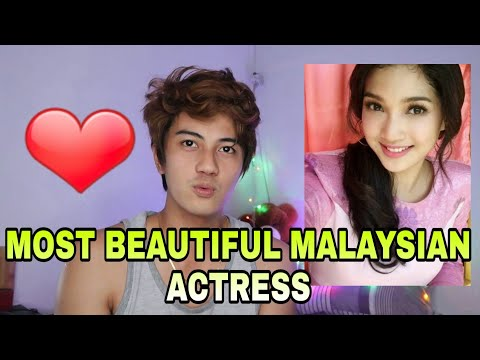 20 Most Beautiful Malaysian Artist Reaction | Aldreg Allen