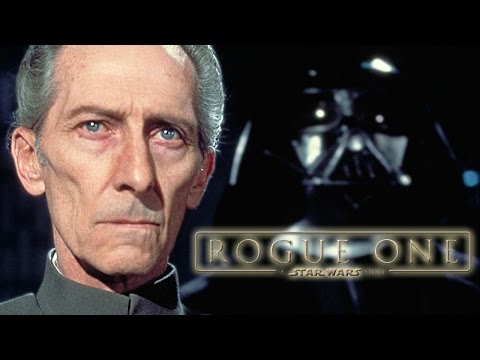 Thumbnail: Star Wars Rogue One Rumored To Include CGI Peter Cushing