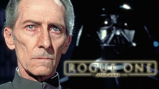 Star Wars Rogue One Rumored To Include CGI Peter Cushing thumbnail
