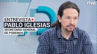 ENTREVISTA A PABLO IGLESIAS | #LosDesayunosIglesias