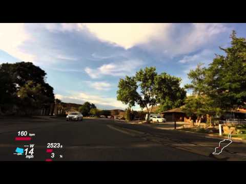 A quick ride around St. George Utah