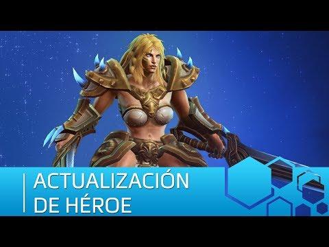 Actualización de héroe: Sonya (subtítulos ES)