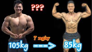 Tú Sần 1 Tuần Giảm 20kg Chỉ Bằng Cách Này Của Tới Tài Tử | Vừa Đơn Giản Mà Lại Hiệu Quả. thumbnail