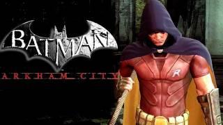 ROBIN DLC - Batman Arkham City