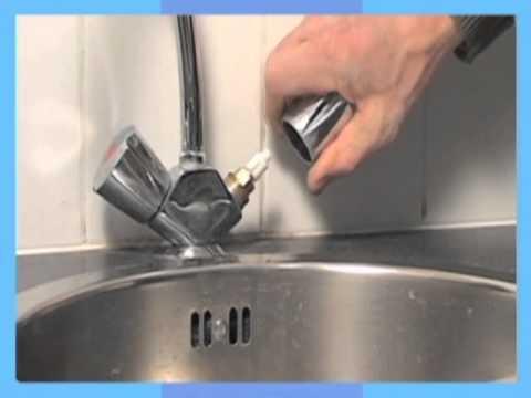 Badkamer Kraan Vervangen : Kraan vervangen keuken