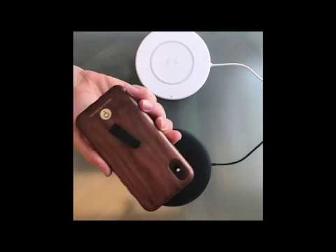 online store d3b85 a24f2 Loopy Cases - Wireless Charging Technique for iPhone X
