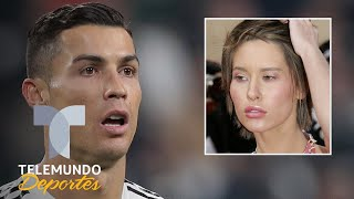 Así la 'víctima' de Cristiano Ronaldo planea sacarle datos a su supuesta ex | Telemundo Deportes thumbnail
