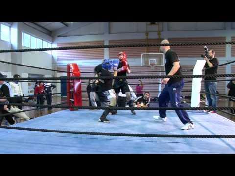 KARAGIANNIS TEAM - FIGHT CLUB KARDITSAS - Καμένα Βούρλα 16-02-2014