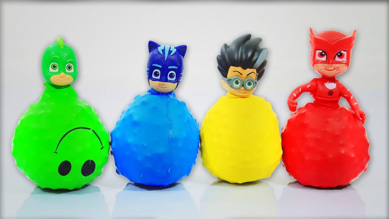 Игрушки в шариках в моем магазине