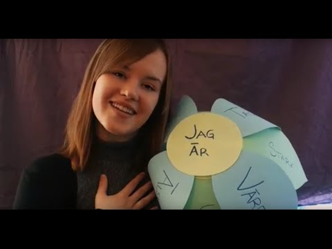 HD ASMR - Swedish Teacher RolePlay Lesson 2 - Relaxing Soft Spoken, Positive Affirmations