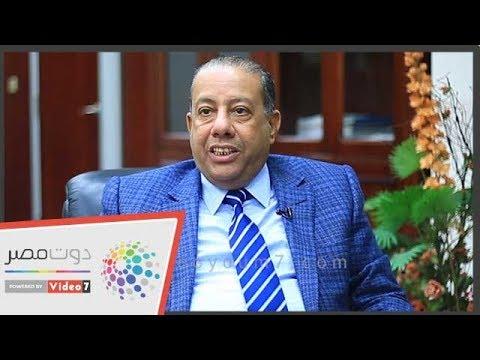 رئيس مصلحة الضرائب المصرية :لدينا 800 شركة وهمية تم تقدمها  للتهرب الضريبي  - 10:54-2019 / 3 / 17