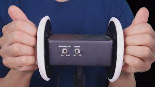 ASMR : 3dio 귀 마사지(오일, 크림 귀 마사지…