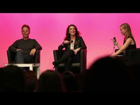 Q&A  Amy Manson  Fairy Tales IV