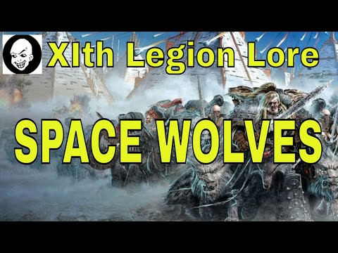 The Space Wolves Warhammer 40K Lore |