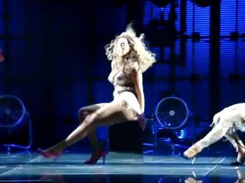 Beyonce Dance for you live