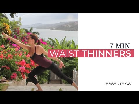 Essentrics Workout - Waist Thinners