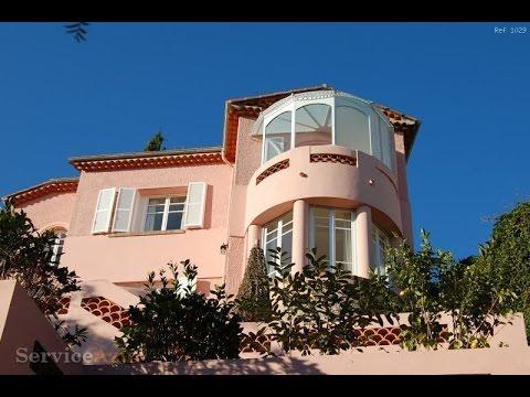Lease luxury properties in Villefranche Cote d'Azur