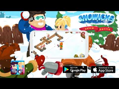 Snowicks: Snow Battle For Pc - Download For Windows 7,10 and Mac