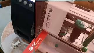 видео Текстильные ленты для печати
