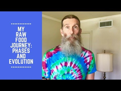 My Raw Food Journey: Stages/ Phases/ Evolution