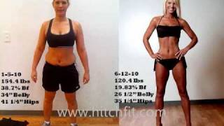 vuclip Sexy Mom Got a Hot Bikini Body with Hitch Fit