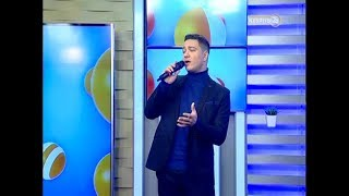 Певец Артем Костенко: мой новый альбом будет ориентирован на европейский рынок
