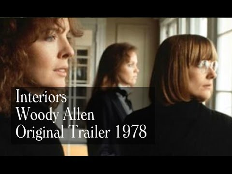 interiors 1978 trailer woody allen diane keaton youtube
