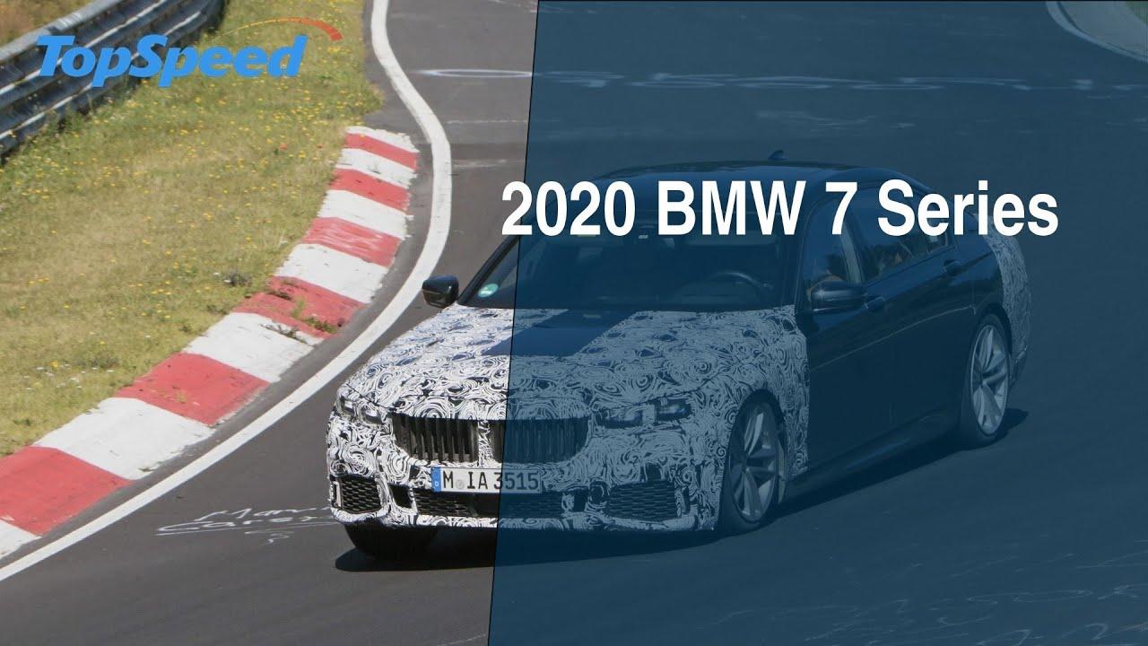 2020 Bmw 7 Series Youtube