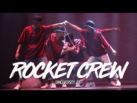 ROCKET CREW (BANDUNG)   DANCEVERSITY 2017