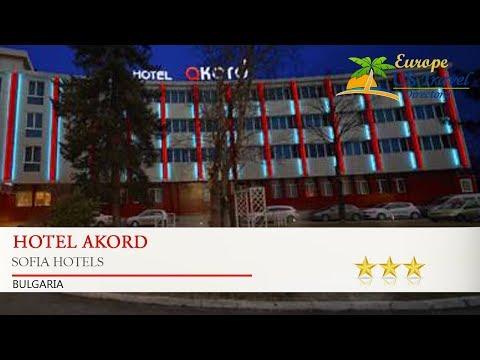 Hotel Akord - Sofia Hotels, Bulgaria