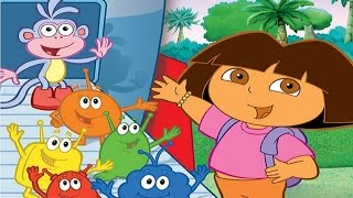 Dora A Exploradora | Journey To The Purple Planet | Full Movie Game Completo | Zigzag