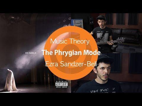 The Phrygian Mode in Kendrick Lamar -