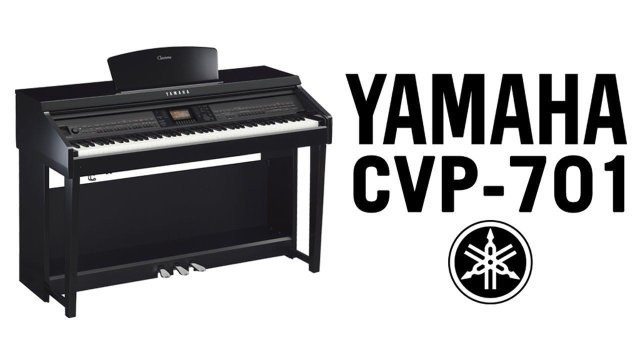 Đàn Piano Điện Yamaha CVP 701