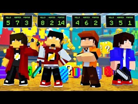 Minecraft: SURVIVAL POINTS Ep. ‹ EduKof Games ›