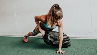 21 Sandbag Core Exercises