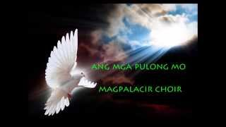Ang Mga Pulong Mo - Cebuano Mass Song With Lyrics