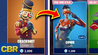 The 20 WORST Fortnite Skins You Wasted Your V-Bucks On