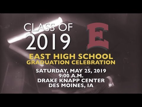 2019 East High School Commencement Ceremony