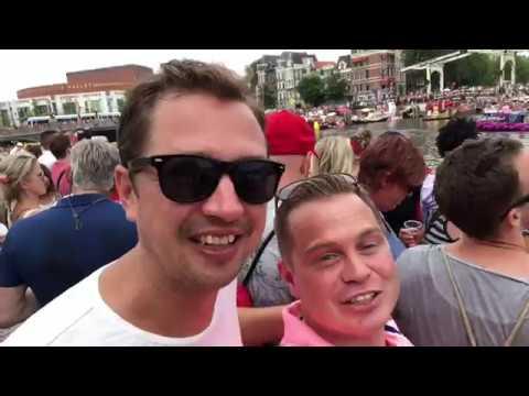 HAPPY PRIDE! - Vlog #1 Glenn de Koning