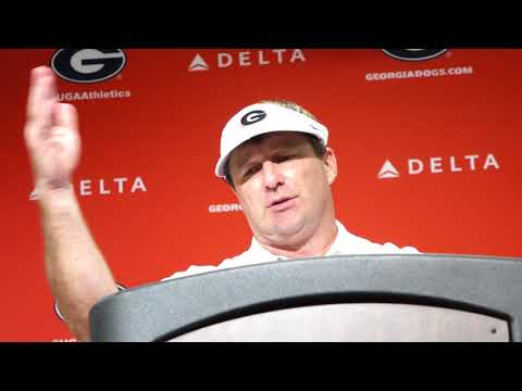 Kirby Smart Postgame Interview - South Carolina