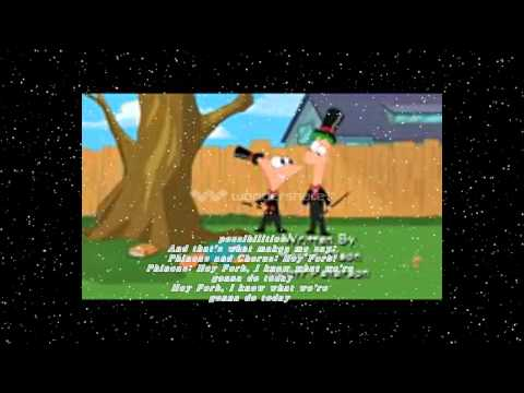 Phineas And Ferb - Hey Ferb (Lyrics And Video)