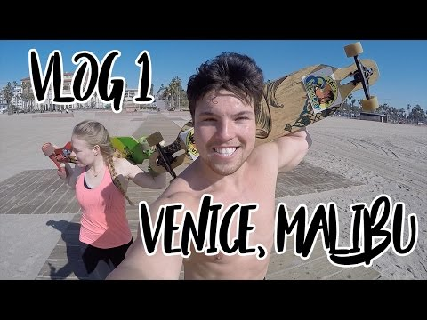 Vlog 1: Crossfit, Venice, Malibu and Ketchup