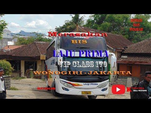 Trip Report Naik Bis Laju Prima Vip Class Rasa Executive