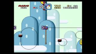 スーパーマリオワールド マリオスタッフもビックリ コース1【プレイ動画】
