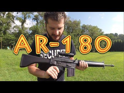 AR-180 (Intro & Take-down)