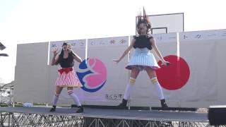 栃木県出身のアイドル ViviD☆RinG (ビビッド☆リング) ピンク担当「あ...