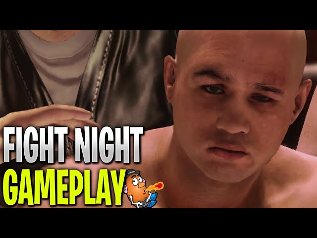 Getting a lesson from @XOMikky | FIGHT NIGHT CHAMPION | Xbox One Gameplay