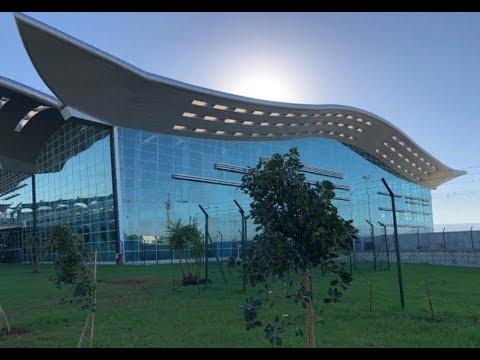2019 New Algiers Airport ♥ مطار الجزائر الدولي الجديد