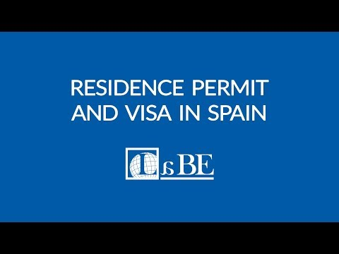 Residence permit and visa in Spain